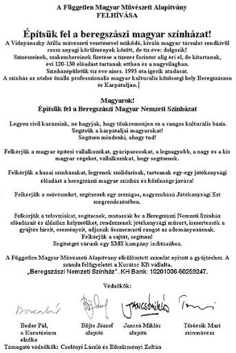 KÉT GÁLAEST A NEMZETI SZÍNHÁZBAN A Revizor Dekameronja – 67-68. nap