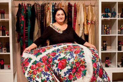 Varga Erika és a Romani Design